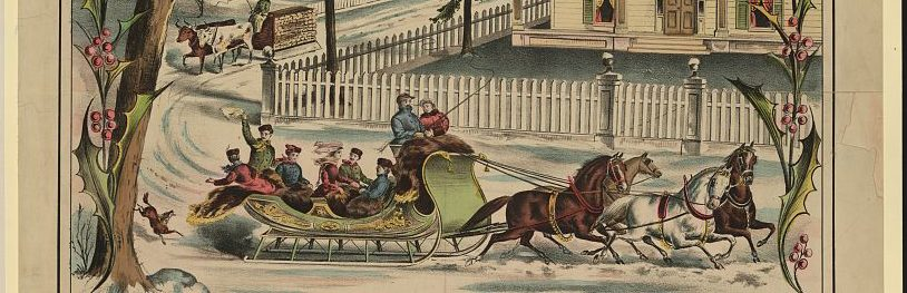 Popular Pastime of the Past – Ice Skating