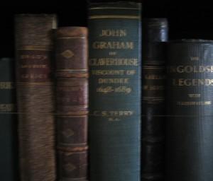 Skaill House Library at Skara Brae