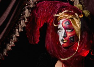 Masquerades in the 18th Century
