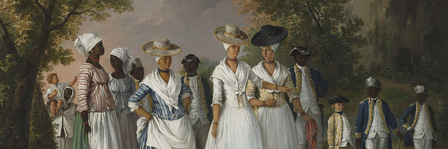 The Race to White in the 18th-Century West Indies